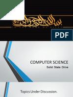 Computer ssd