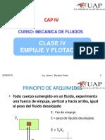 Cap IV-empuje y Flotacion