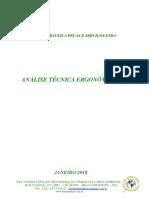 Analise Tecnica Ergonomica