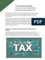 Effect of Taxat-wps Office