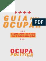 PProgramação OcupaPolitica