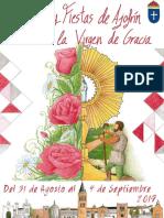 Programa Fiestas Ajofrin 2019 (Version Reducida)