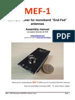 Mef 1