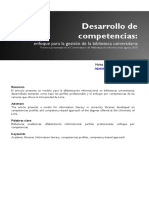 DESARROLLO DE COMPETENCIAS