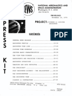 Pioneer 11 Jupiter Encounter Press Kit