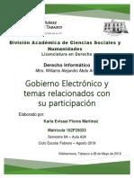 3. Derecho Informatico - Doc. Electronico - Clouding