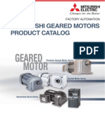 Geared Motors Catalog