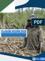 Plan de acción 2019