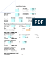 Column and Footing Design23!11!04