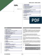 Manual Srb e 204pe