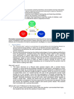 Innovative Formative Assessment