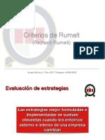2 Criterios de Rumelt