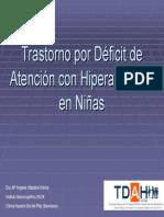 Deficit en Niñas