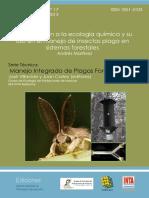 INTA - Cuadernillo 17 - Introduccion a La Ecologia Quimica y Su Uso en Manejo de Insectos