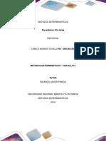 Pre-tarea_metodos Deterministicos Camilo Covilla