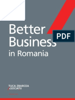 Better Business in Romania Tuca Zbarcea Asociatii 2010