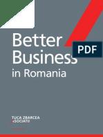 Better Business in Romania Tuca Zbarcea Asociatii 2010
