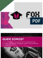 Proposta Fox Formaturas - Nutrição IBMR 2020.2