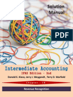 Solution Chapter 18 Intermediate Accounting