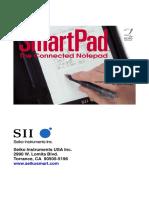 SmartPad User Manual