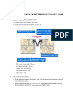 Pt. Magdatama - Wabo Stripseal Joint