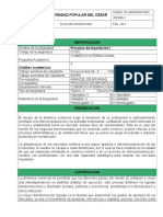 1. Plan de Asignatura Procesos de Importacion i Nuevo