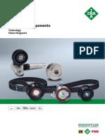 INA Tec Brochure Belt Drive Components en 09 2012