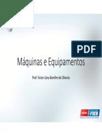 Curso de Máquinas e Equipamentos
