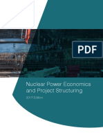 Nuclear Power Economics and Project Structuring 2017