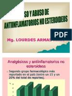Uso y Abuso de Aines Dra. Armas