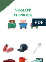 VB MAPP Flipbook