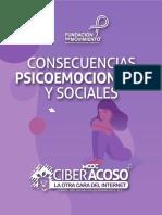 Consecuencias Psicoemocionales y Sociales