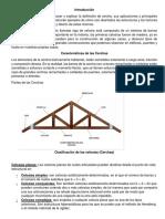 Informe de Cerchas Cristo Rey Sucre Bolivia