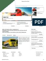 Volkswagen Trucks and Buses