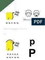 Presentacion Fonema P