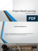 project-based learning ppt