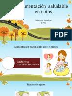 Alimentación  saludable en niños.pptx