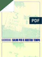 Coro - Marcello Giombini - Salmi Per Il Nostro Tempo - 13 La Strada è Lunga