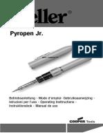 Manual Pyropen Junior (1)