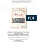 C. R. Chimie 15 (2012) 378_383.Authour Copy