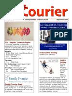 September 2019 Courier