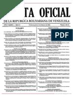 GO 38371 Decreto Que Regula El Otorgamiento, Vigencia, Control y Revocatoria de La Solvencia Laboral