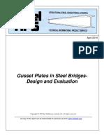Gusset Plates in Steel Bridges- Design A