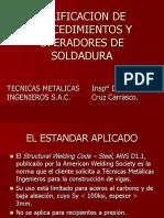 CHARLA TECNICA DE SOLDADURA.ppt