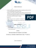 Template Proposal NTC