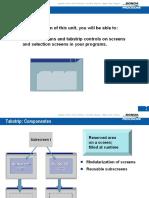 Capacitação Abap Parte II - TabStrip e Table Control