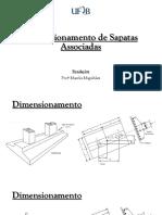 Aula 5 - Dimensionamento de Sapatas Associada