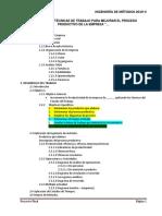 Estructura de Informe Ing. Met. 2019 2