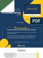 Manual Plataforma Virtual Minuto de Dios Industrial