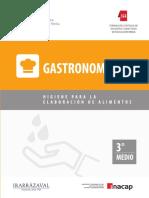 Gastronomia Higiene Para La Elaboracion de Alimentos